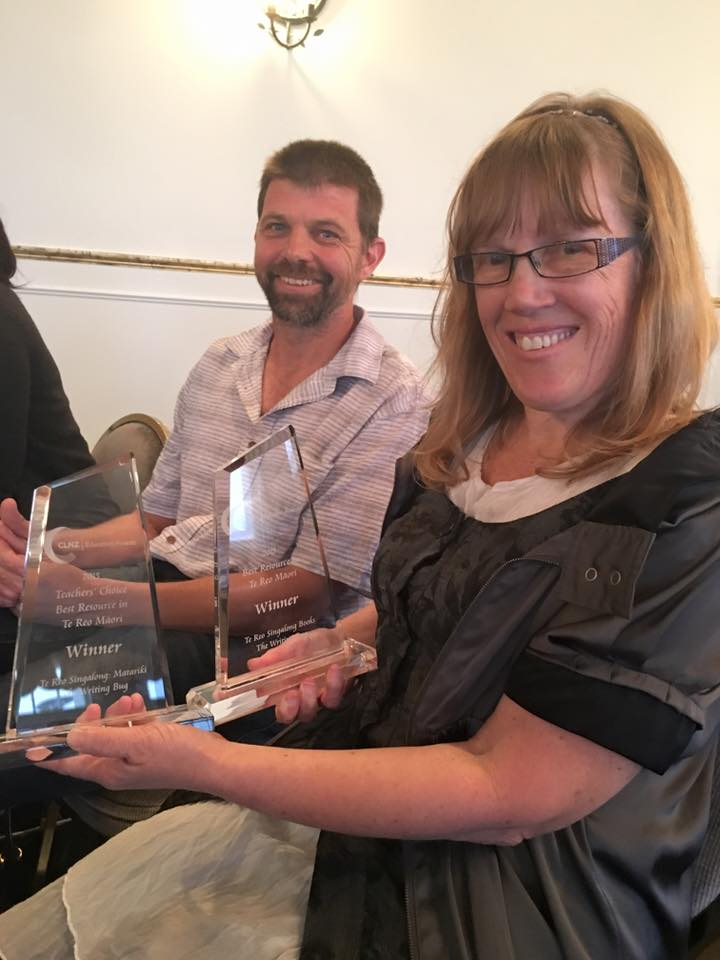 CLNZ Educational Publishing Awards